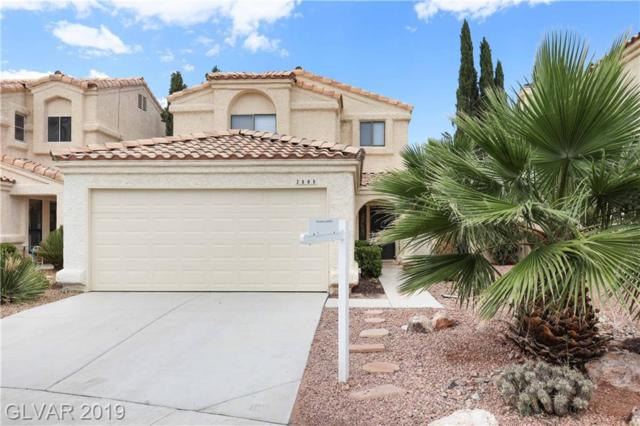 2808 Willow Wind, Las Vegas, NV 89117 (MLS #2107100) :: The Snyder Group at Keller Williams Marketplace One