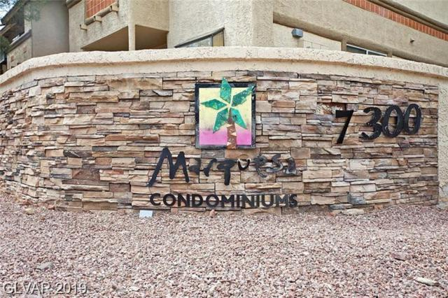 7300 Pirates Cove #1031, Las Vegas, NV 89145 (MLS #2107121) :: Trish Nash Team