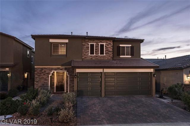 6185 Jennings Cove, Las Vegas, NV 89148 (MLS #2107173) :: The Snyder Group at Keller Williams Marketplace One