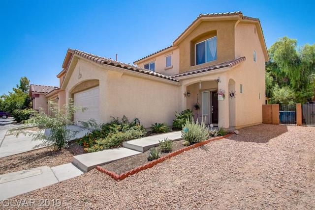 5407 Raccoon Valley, Las Vegas, NV 89122 (MLS #2107195) :: The Snyder Group at Keller Williams Marketplace One