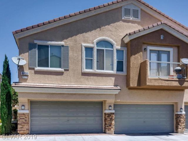8800 Horizon Wind #103, Las Vegas, NV 89178 (MLS #2107207) :: Vestuto Realty Group