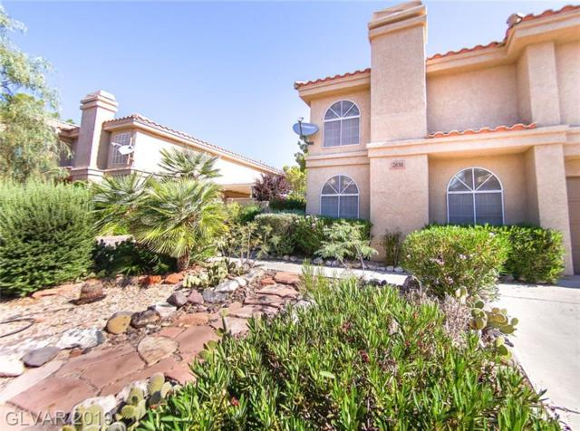 2830 Cool Water, Las Vegas, NV 89074 (MLS #2107211) :: The Snyder Group at Keller Williams Marketplace One
