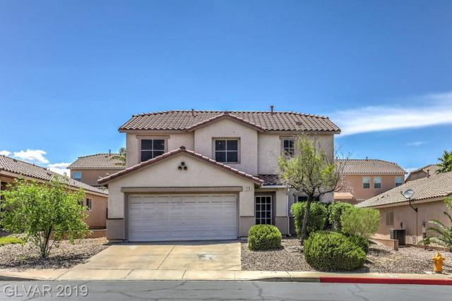 179 White Butte, Henderson, NV 89012 (MLS #2107212) :: The Snyder Group at Keller Williams Marketplace One