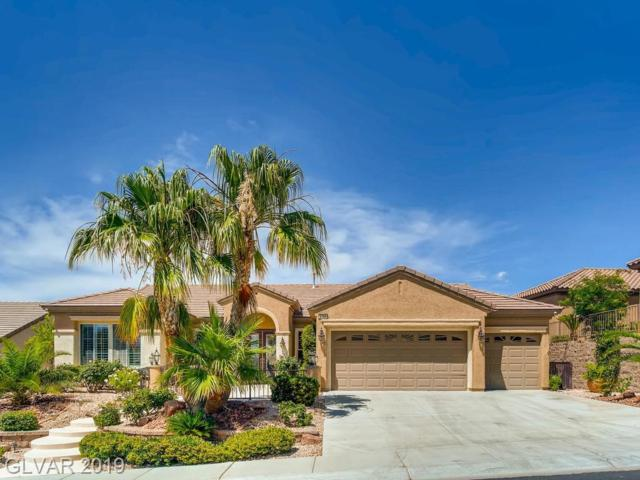 2784 Foxtail Creek, Henderson, NV 89052 (MLS #2107219) :: The Snyder Group at Keller Williams Marketplace One