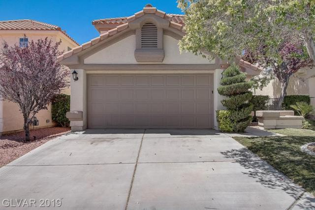 9533 Amber Valley, Las Vegas, NV 89134 (MLS #2107339) :: Trish Nash Team
