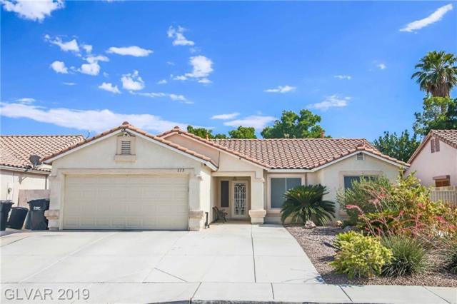 115 Sugarbush, North Las Vegas, NV 89031 (MLS #2107366) :: Capstone Real Estate Network