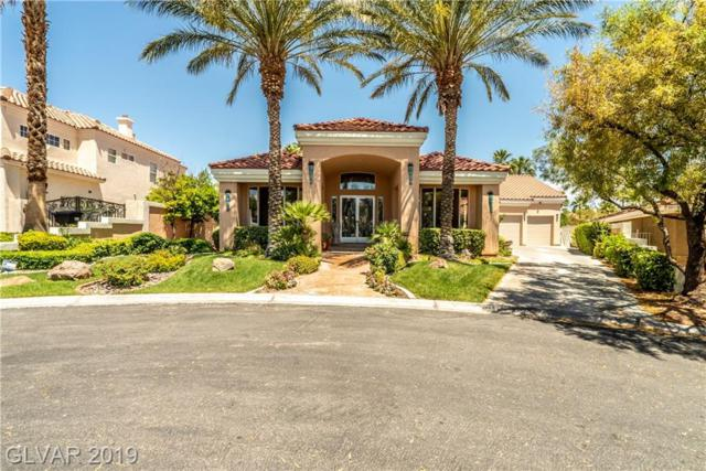 8024 Secret Harbor, Las Vegas, NV 89128 (MLS #2107374) :: Signature Real Estate Group