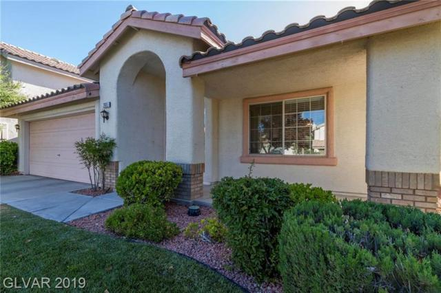 2405 Honeybee Meadow, Las Vegas, NV 89134 (MLS #2107468) :: The Snyder Group at Keller Williams Marketplace One