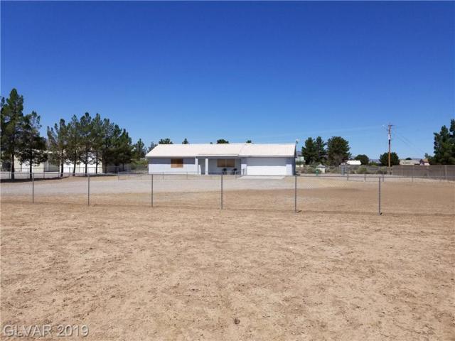 2850 S Winchester, Pahrump, NV 89048 (MLS #2107481) :: Vestuto Realty Group