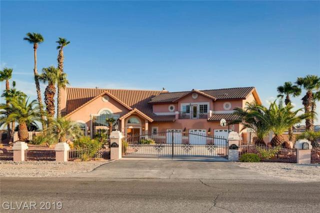 9155 Stange, Las Vegas, NV 89129 (MLS #2107502) :: Capstone Real Estate Network