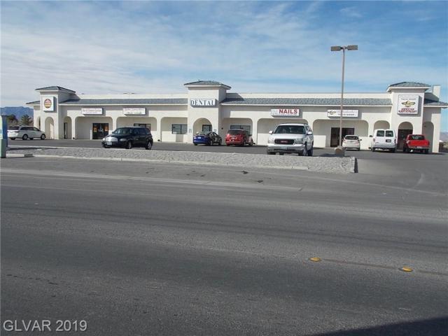 270 S Dahlia, Pahrump, NV 89048 (MLS #2107565) :: Vestuto Realty Group