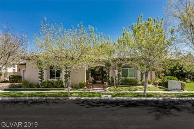 304 Windfair, Las Vegas, NV 89145 (MLS #2107603) :: The Snyder Group at Keller Williams Marketplace One
