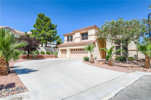 70 Bridal Falls, Las Vegas, NV 89148 (MLS #2107629) :: The Snyder Group at Keller Williams Marketplace One