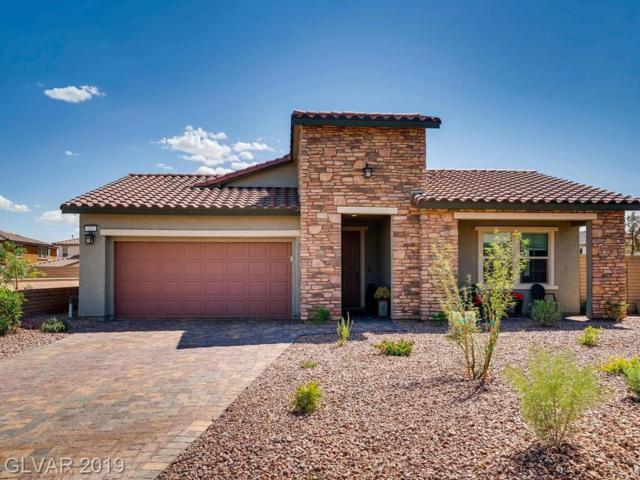 277 Kindly, Henderson, NV 89011 (MLS #2107656) :: Trish Nash Team