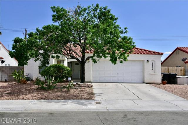 3905 Redfield, North Las Vegas, NV 89032 (MLS #2107685) :: The Snyder Group at Keller Williams Marketplace One