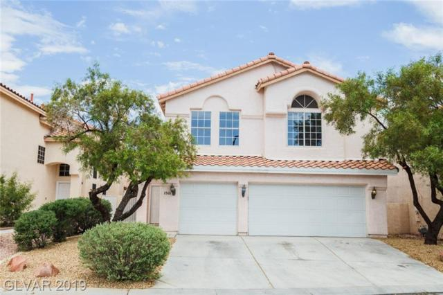 1749 Mexican Poppy, Las Vegas, NV 89128 (MLS #2107743) :: The Snyder Group at Keller Williams Marketplace One