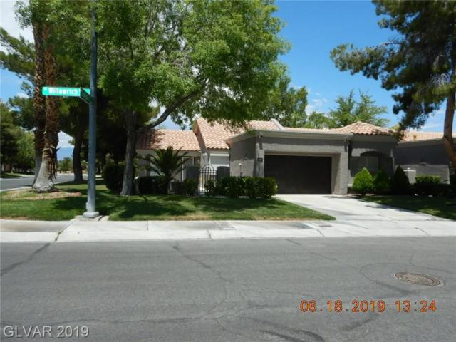 8620 Willowrich, Las Vegas, NV 89134 (MLS #2107767) :: The Snyder Group at Keller Williams Marketplace One