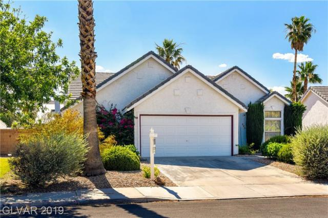 321 Salinas, Henderson, NV 89014 (MLS #2107772) :: The Snyder Group at Keller Williams Marketplace One