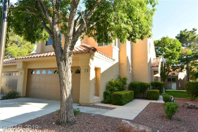 5305 La Patera, Las Vegas, NV 89149 (MLS #2107789) :: The Snyder Group at Keller Williams Marketplace One
