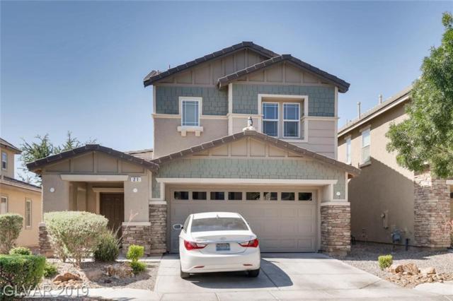 21 Pine Blossom, North Las Vegas, NV 89031 (MLS #2107810) :: Capstone Real Estate Network