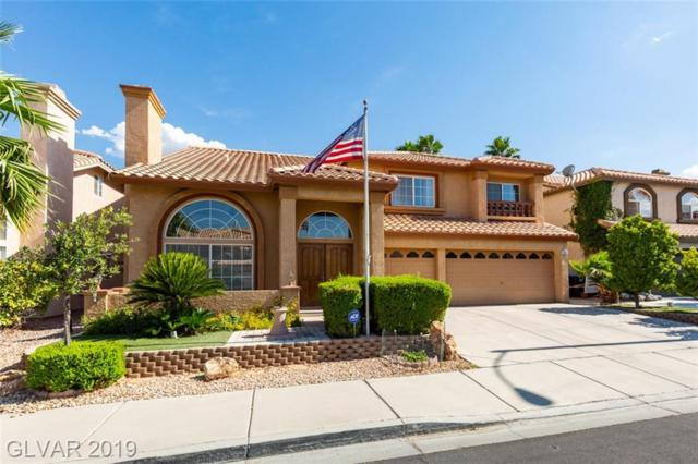 2441 Antler Point, Henderson, NV 89074 (MLS #2107813) :: Trish Nash Team