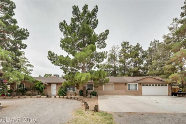 5681 Rowland, Las Vegas, NV 89130 (MLS #2107821) :: The Snyder Group at Keller Williams Marketplace One