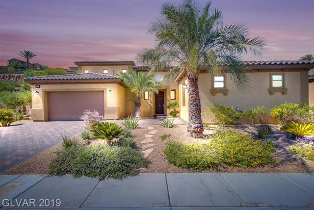 72 Rezzonico, Henderson, NV 89011 (MLS #2107836) :: Signature Real Estate Group