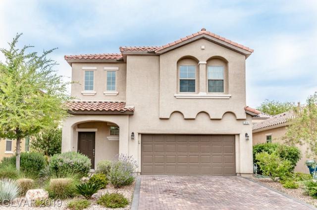 316 Point Loma, North Las Vegas, NV 89031 (MLS #2107841) :: Capstone Real Estate Network