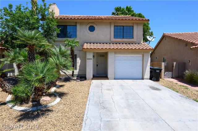 1721 Duarte, Henderson, NV 89014 (MLS #2107844) :: The Snyder Group at Keller Williams Marketplace One