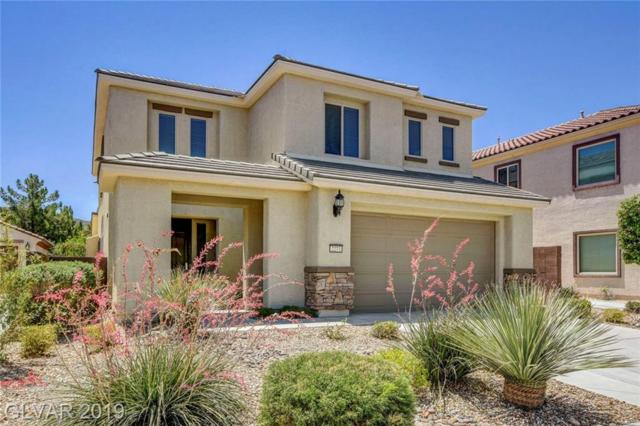 2273 Montferrat, Henderson, NV 89044 (MLS #2107848) :: Capstone Real Estate Network