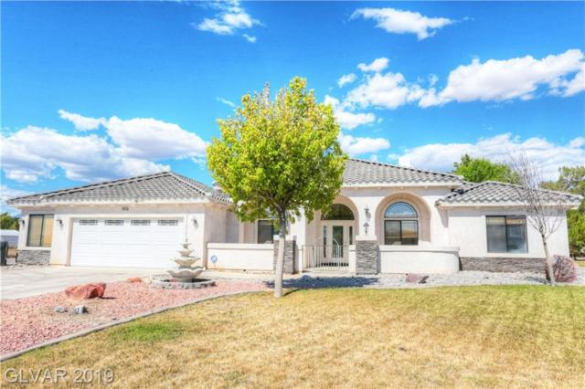 2951 S Winchester, Pahrump, NV 89048 (MLS #2107852) :: Signature Real Estate Group