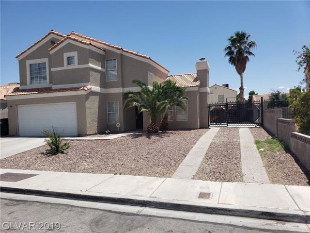 3603 Greenwick, North Las Vegas, NV 89032 (MLS #2107854) :: Capstone Real Estate Network