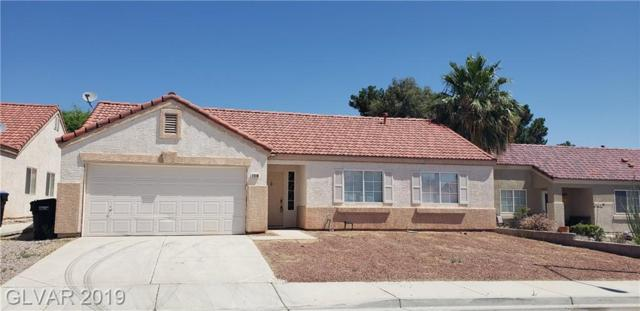2418 Inlet Beach, North Las Vegas, NV 89031 (MLS #2107930) :: The Snyder Group at Keller Williams Marketplace One