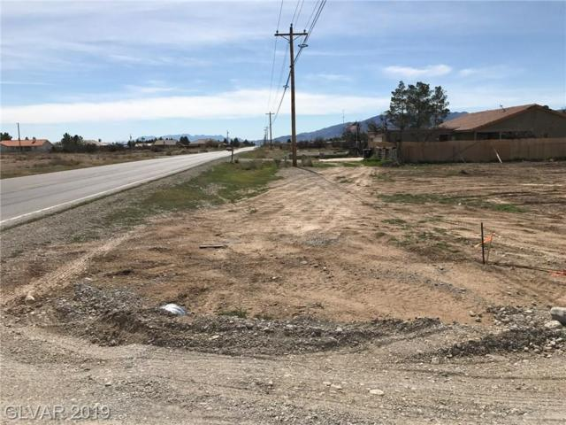 2700 S Blagg, Pahrump, NV 89048 (MLS #2108032) :: The Snyder Group at Keller Williams Marketplace One