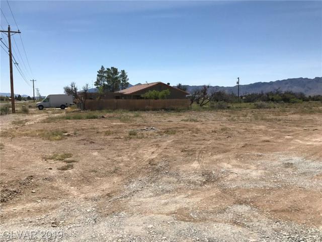 3831 E Gamebird Road, Pahrump, NV 89048 (MLS #2108036) :: Signature Real Estate Group