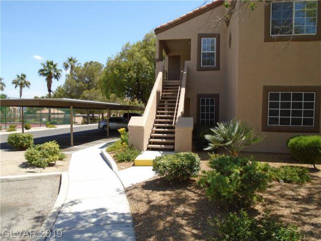 3450 Erva #226, Las Vegas, NV 89117 (MLS #2108118) :: Signature Real Estate Group