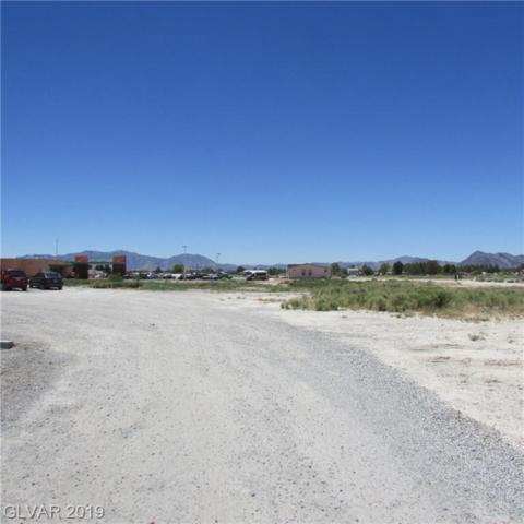 310 S Lola, Pahrump, NV 89048 (MLS #2108121) :: The Lindstrom Group