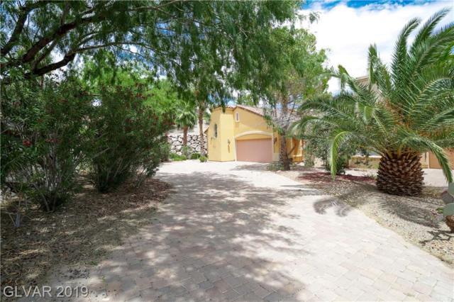 28 Via Ravello, Las Vegas, NV 89011 (MLS #2108173) :: Signature Real Estate Group
