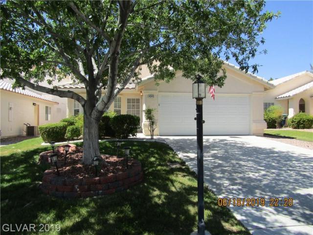 4945 Cedar Lawn, Las Vegas, NV 89130 (MLS #2108277) :: The Snyder Group at Keller Williams Marketplace One