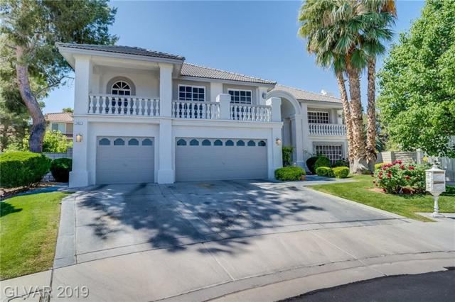 142 Overlook, Henderson, NV 89074 (MLS #2108305) :: The Snyder Group at Keller Williams Marketplace One