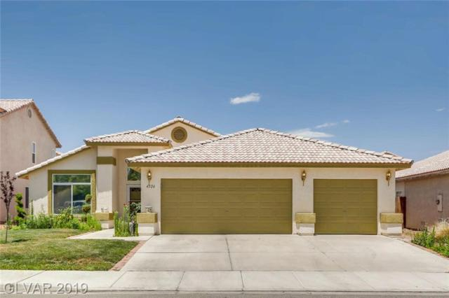 4326 Critic, North Las Vegas, NV 89031 (MLS #2108314) :: The Snyder Group at Keller Williams Marketplace One