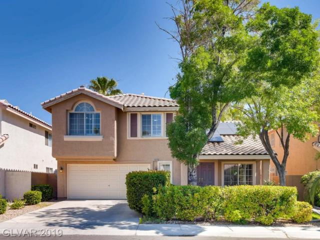 9004 Cotton Rose, Las Vegas, NV 89134 (MLS #2108444) :: The Snyder Group at Keller Williams Marketplace One