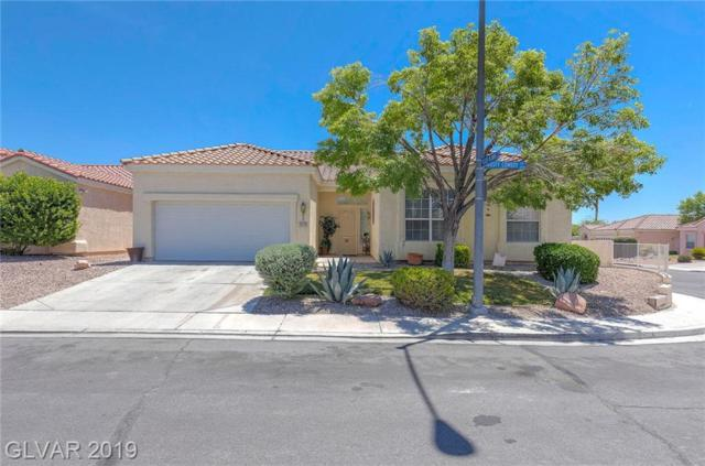 3528 Dusty Cowboy, North Las Vegas, NV 89032 (MLS #2108460) :: Trish Nash Team