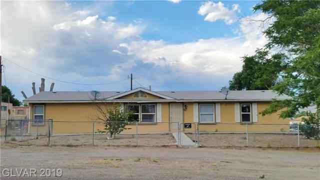 355 Pahranagat, Alamo, NV 89001 (MLS #2108665) :: Trish Nash Team
