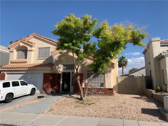 7805 Meadowrobin, Las Vegas, NV 89131 (MLS #2108678) :: Signature Real Estate Group
