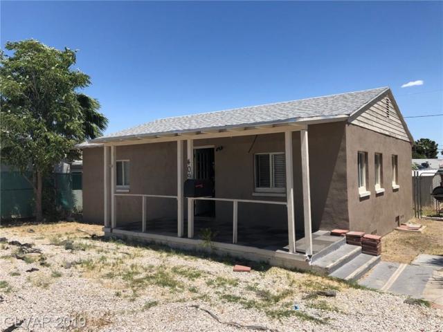 409 S 15TH, Las Vegas, NV 89101 (MLS #2108680) :: Signature Real Estate Group
