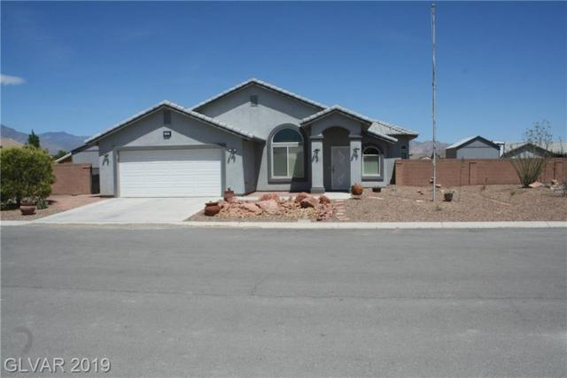 131 S Bristle Cone, Pahrump, NV 89048 (MLS #2108732) :: The Snyder Group at Keller Williams Marketplace One