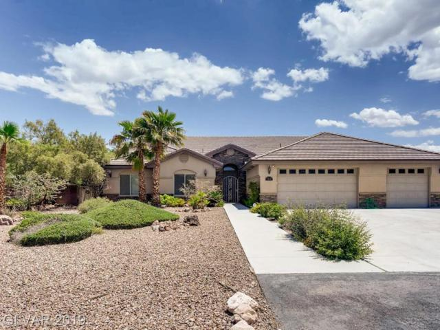 8840 W Tomsik, Las Vegas, NV 89113 (MLS #2108837) :: Signature Real Estate Group