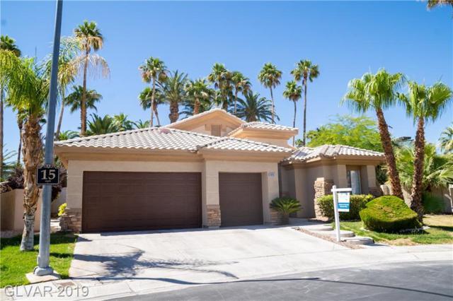 4695 Stavanger, Las Vegas, NV 89147 (MLS #2108870) :: Signature Real Estate Group