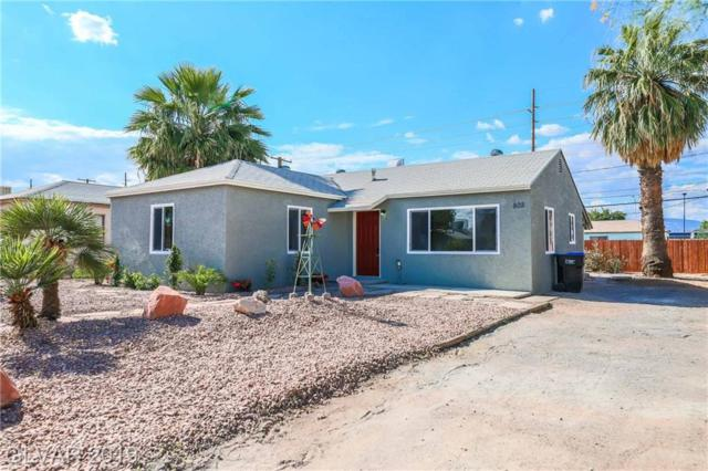 808 Lillis, North Las Vegas, NV 89030 (MLS #2108888) :: Signature Real Estate Group